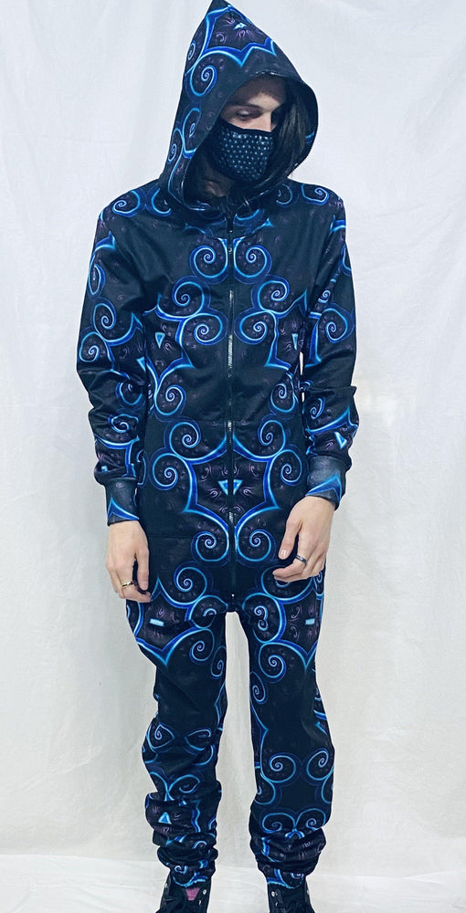 "Cameron Gray - ""Night Session Visions 1"" Onesie - Limited Edition of 33"