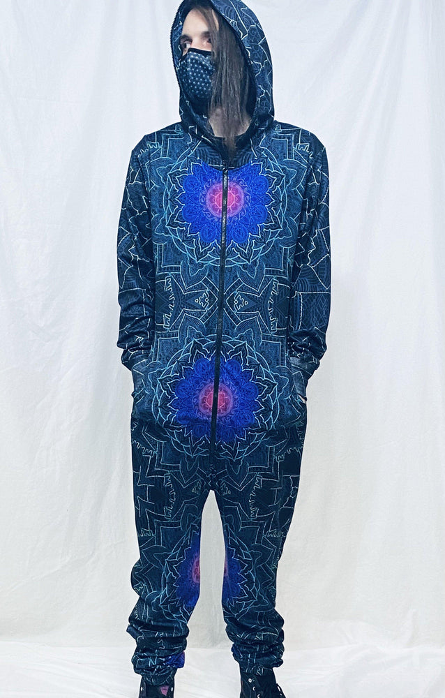 "Cameron Gray - ""Mandala Love"" Onesie - Limited Edition of 33"