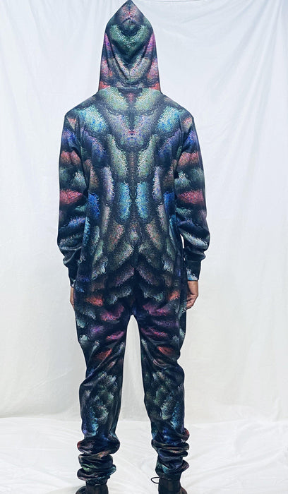"PatternNerd - ""Vibration"" - Onesie - Limited Edition of 111"