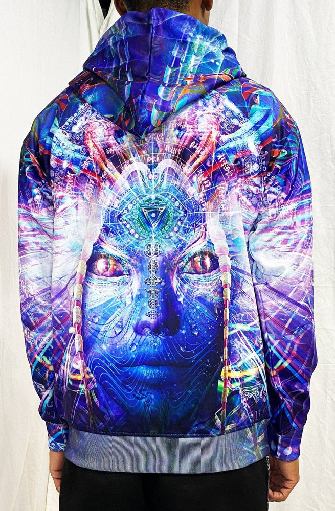 Hakan Hisim - Gift of Sothian Sight - Zip Up Hoodie - Limited Edition of 33
