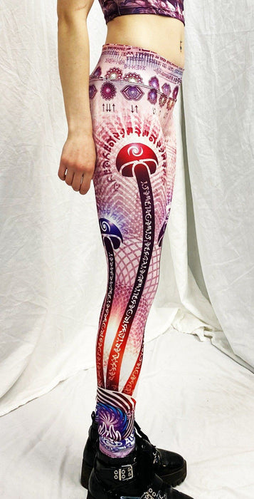 Hakan Hisim - Dreamtime Physics - Leggings - Limited Edition of 111