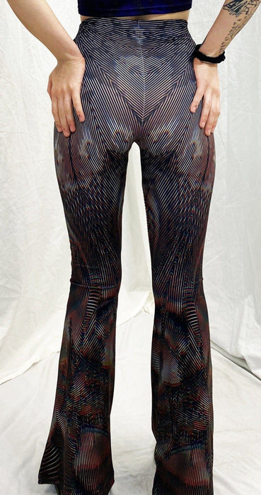 "PatternNerd - ""Isness"" - Bell Bottoms - Limited Edition of 111"