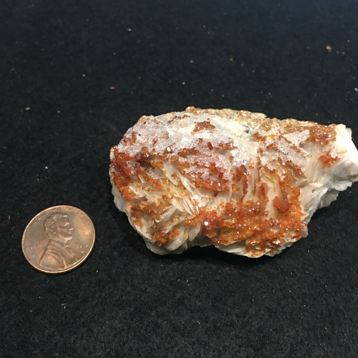 Vanadanite (Raw) Crystal Cluster - Large #L