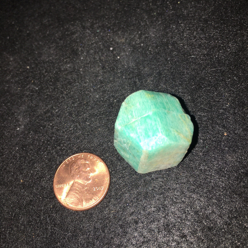 Locally Mined CO Amazonite (Raw)