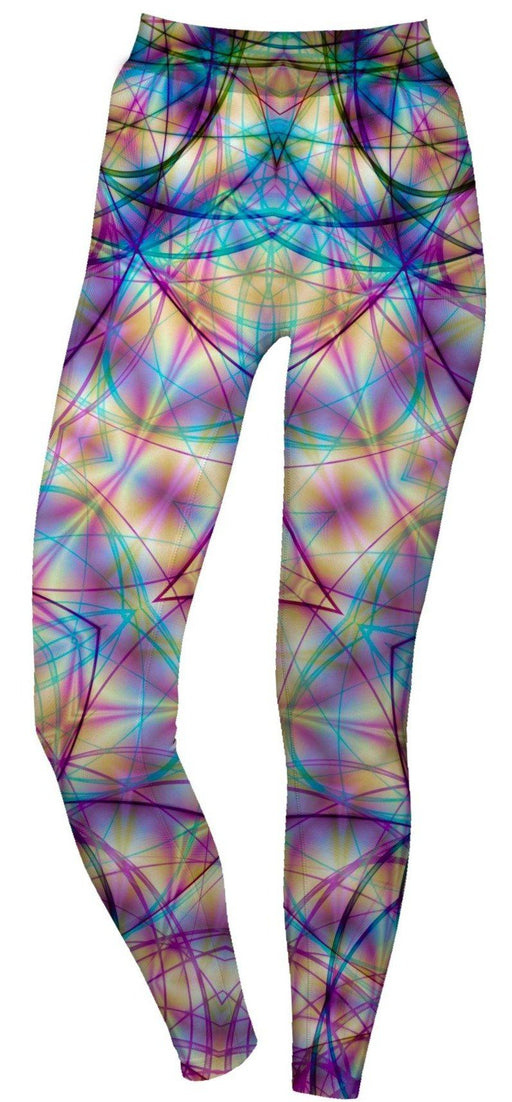 "Daniel W. Prust - ""Diametric"" - Active Leggings - Limited Edition of 111"