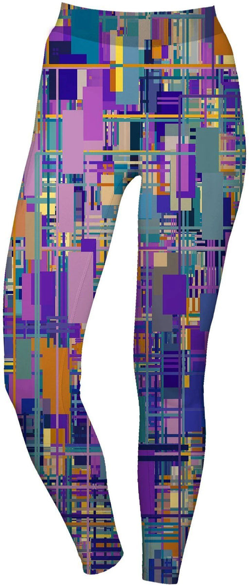 Daniel W. Prust - Linetangles - Active Leggings - Limited Edition of 111
