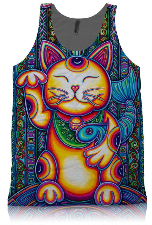 John Speaker - Lucky Cat - Tank Top - Limited Edition of 111
