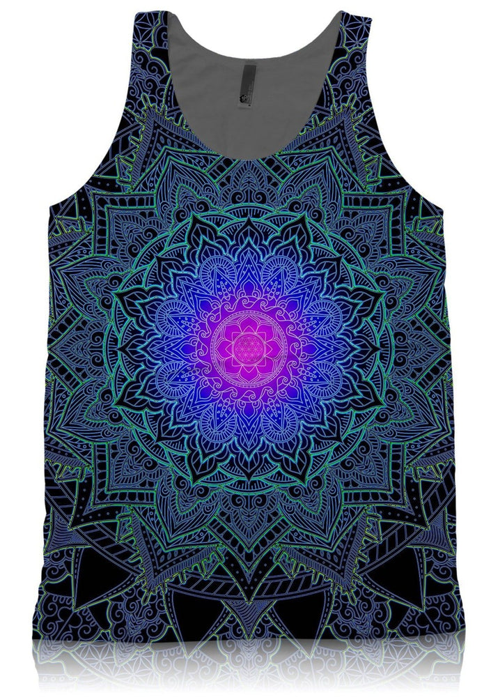 Cameron Gray - Mandala Love - Tank Top - Limited Edition of 111