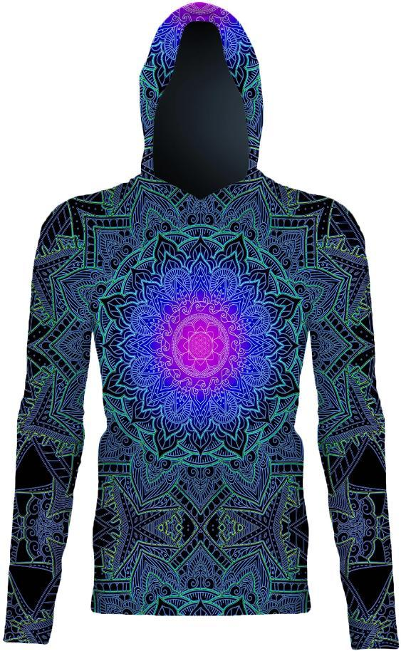 "Cameron Gray - ""Mandala Love"" Pullover - Limited Edition of 111"