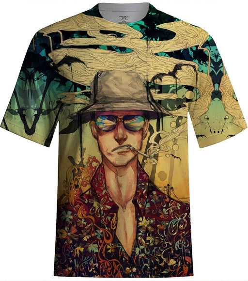 Monique Munoz - Fear and Loathing - T-SHIRT