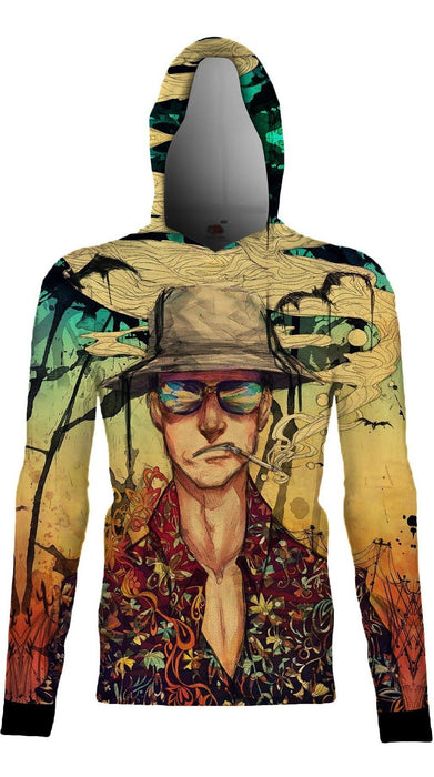 Monique Munoz - Fear and Loathing Long Sleeve Pullover