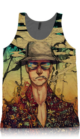 Monique Munoz - Fear and Loathing - Tank Top