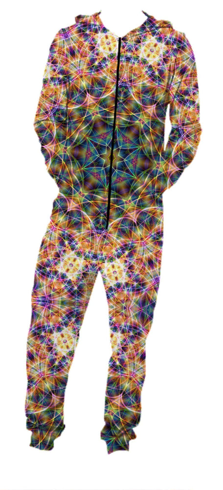 "Daniel W. Prust - ""Kaleidoscope - Star"" Onesie - Limited Edition of 33"