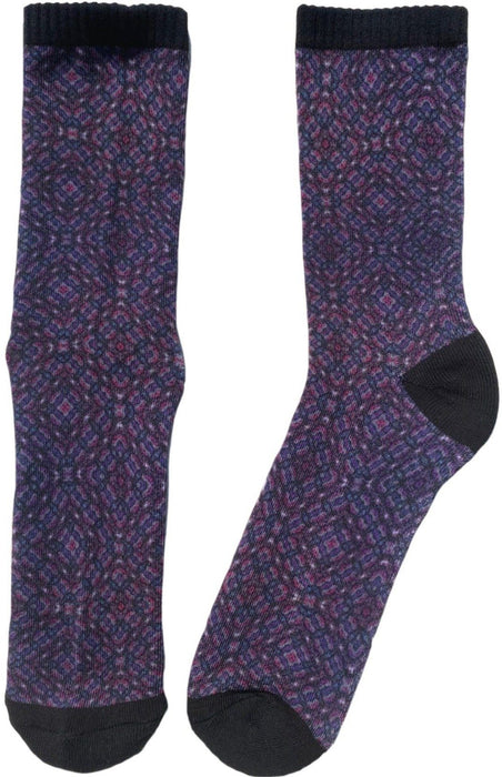 Lazy Pretty - Matrix - Cushion Socks