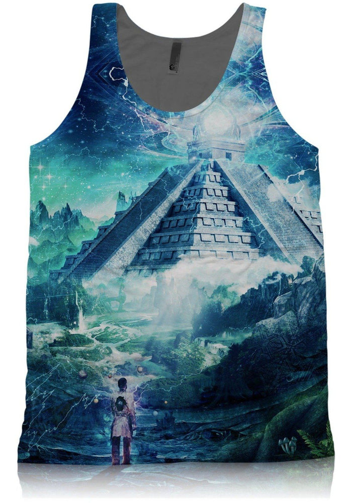"Cameron Gray - ""Journey Through A Dream"" - Tank Top - Limited Edition of 111"