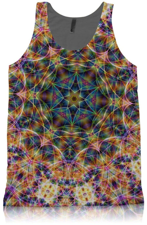 Daniel W. Prust - Kaleidoscope - Star Tank Top - Limited Edition of 111