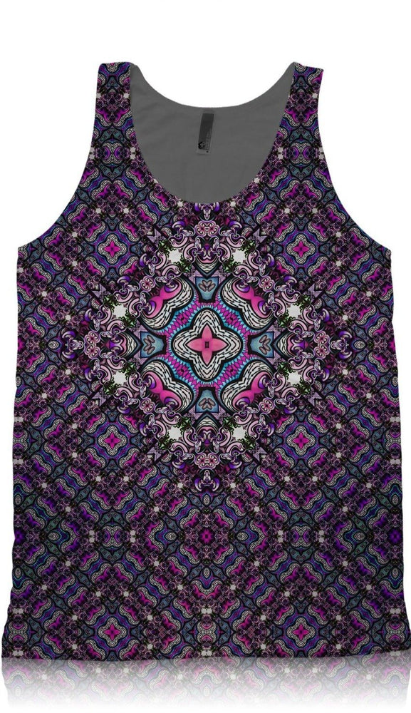 "LazyPretty - ""Matrix"" - TANK TOP - Limited Edition of 111"
