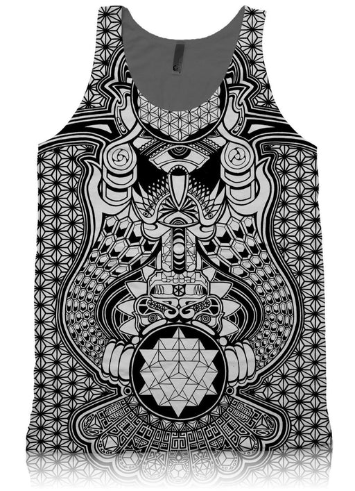"Grokko - ""The Messenger"" - Tank Top - Limited Edition of 111"