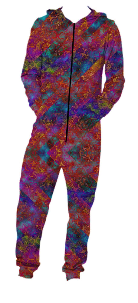 "Daniel W. Prust - ""Technicolor Splash"" Onesie - Limited Edition of 33"