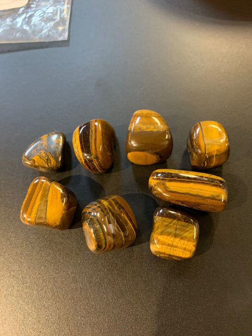 Tigers Eye (Tumbled Crystal)