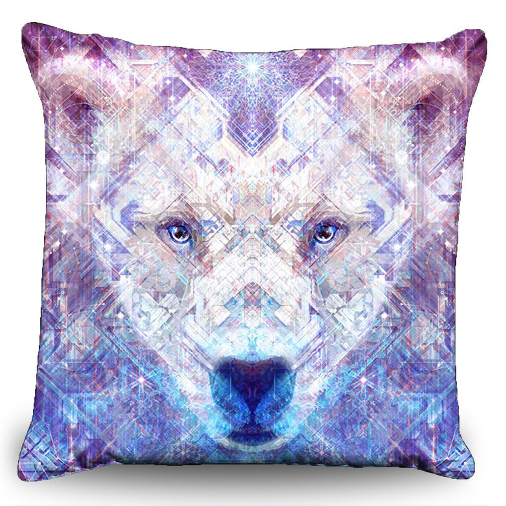 "Solstice Son - ""Ursa Major"" Couch Pillow (16""x16"")"