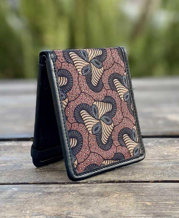 "Seed of Life - ""Fungus"" Wallet"