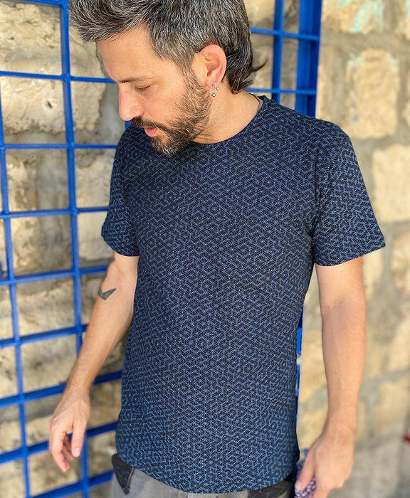 Seed of Life - Seeds T-shirt ➟ Blue