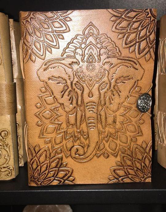 Journal  - Elephant