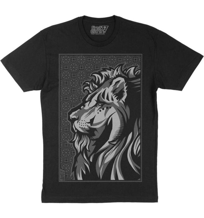 First Earth - Lion Totem T-SHIRT