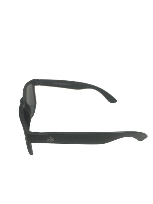 Stealth Matte Sunglasses