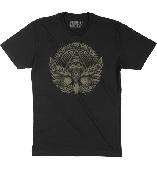 First Earth - Owl Emblem T-SHIRT