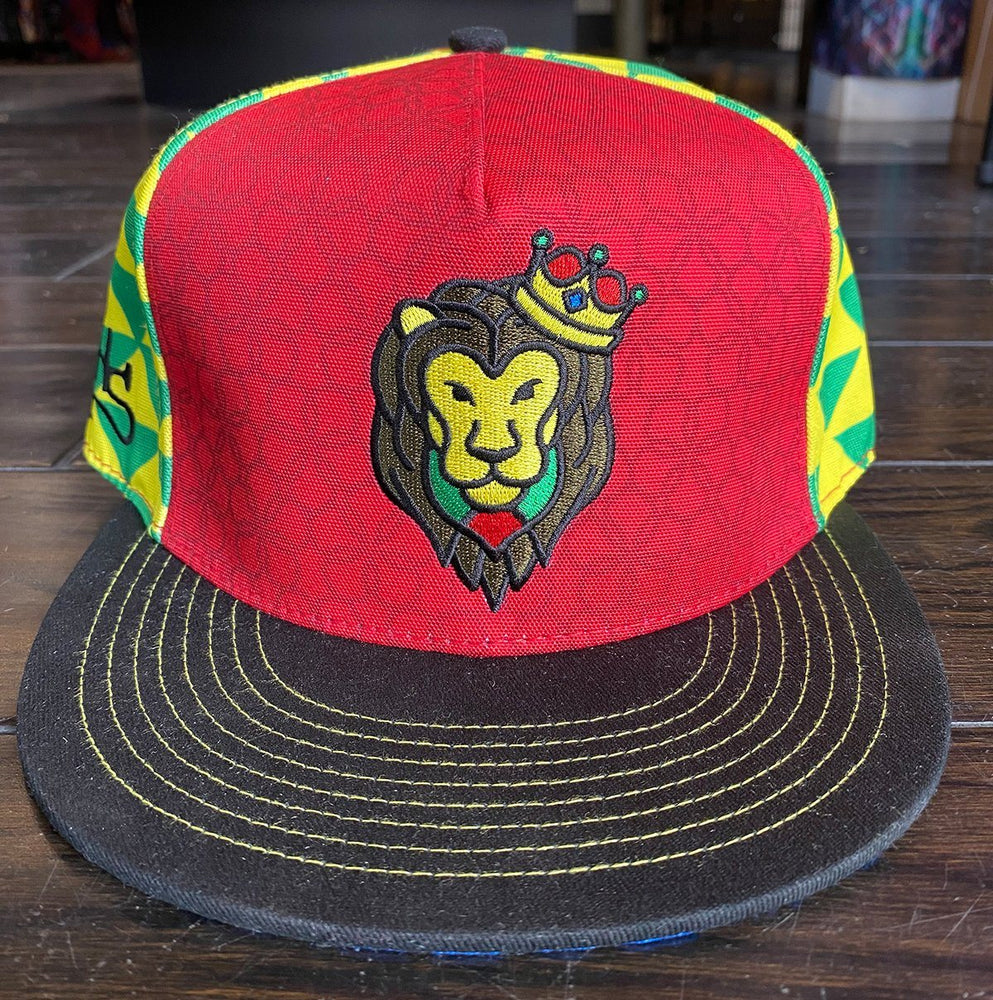 Lion Vibes - Fitted