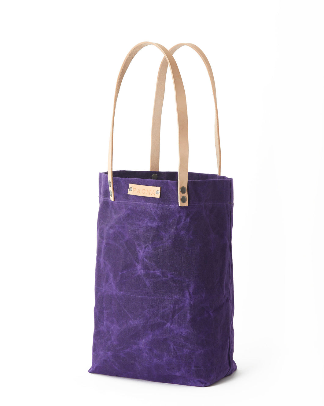 Atlas Tote - Native Violet