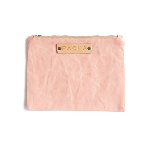Large Field Pouch - Flamingo Pink