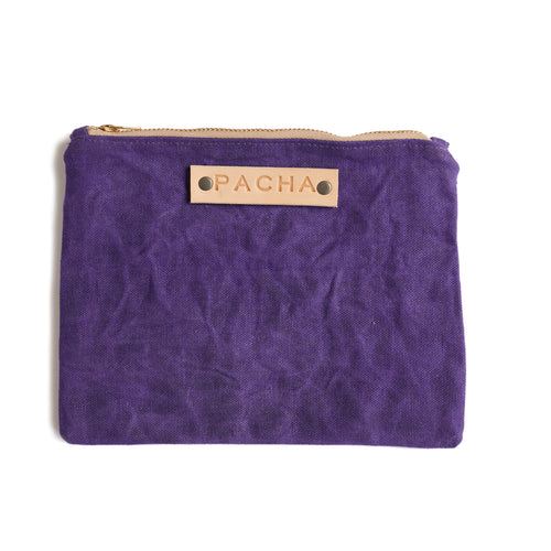 Medium Field Pouch - Native Violet