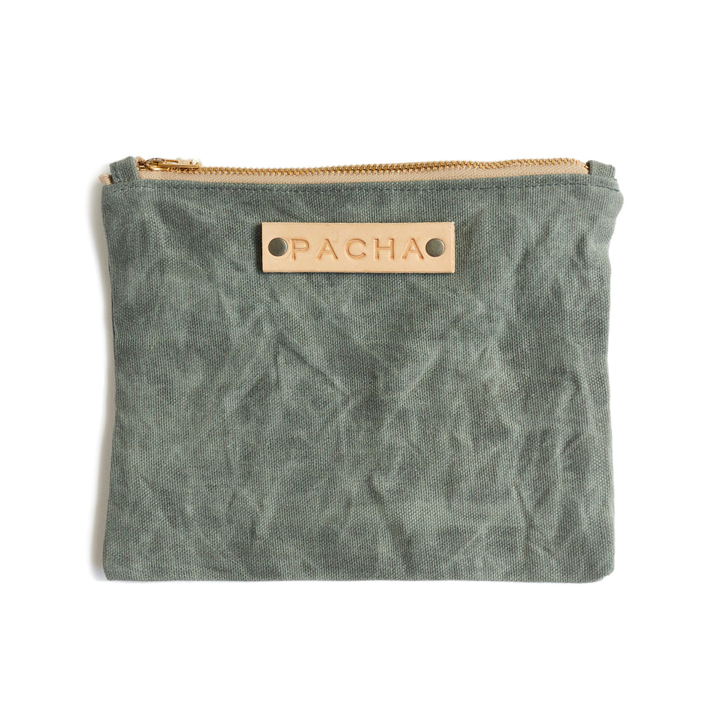 Waxed Canvas Bag