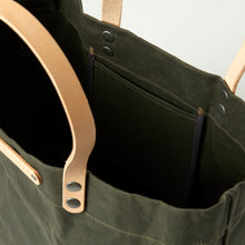 Classic Tote - Olive