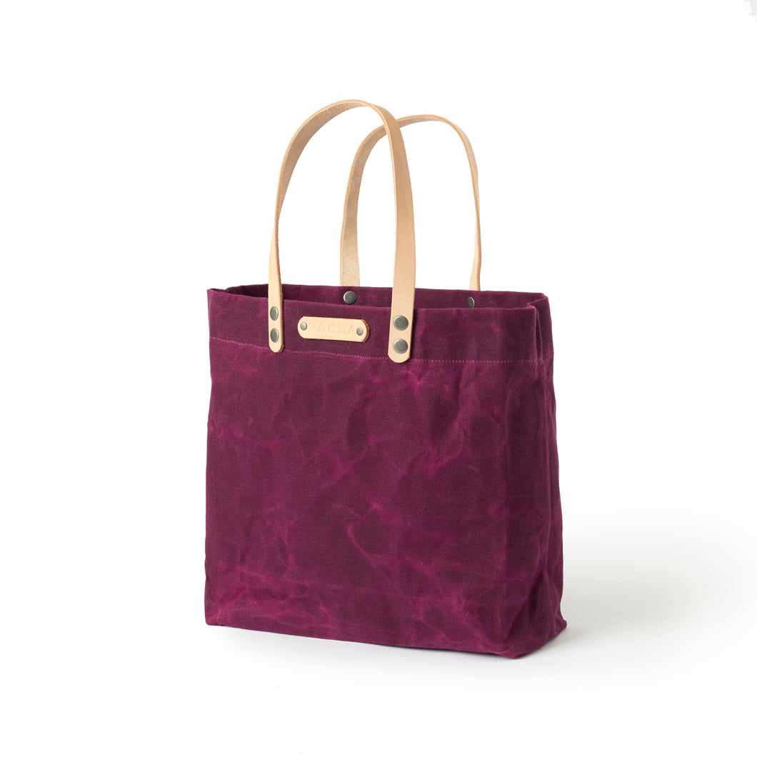 Classic Tote - Mulberry