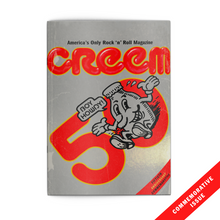 CREEM Magazine: 50th Anniversary Commemorative Edition