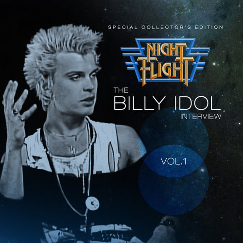 Billy Idol - Night Flight Interview