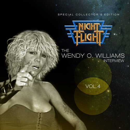 Wendy O. Williams - Night Flight Interview