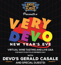 A Very Devo NYE - Virtual Event w/ Gerald Casale