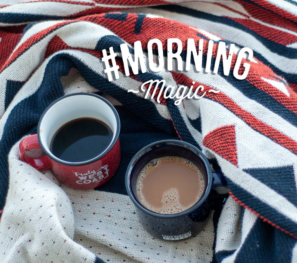 Let's make morning magic