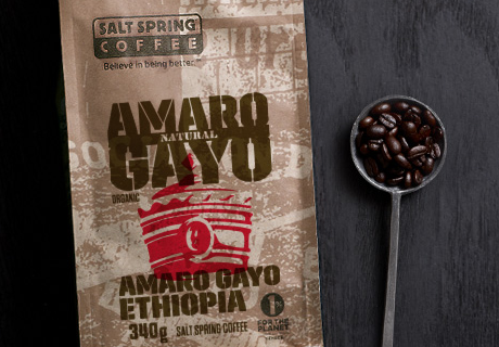 Ethiopia Amaro Gayo selected for #TEDcoffee