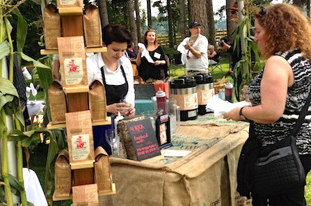 Local Foodies Unite at Feast of Fields