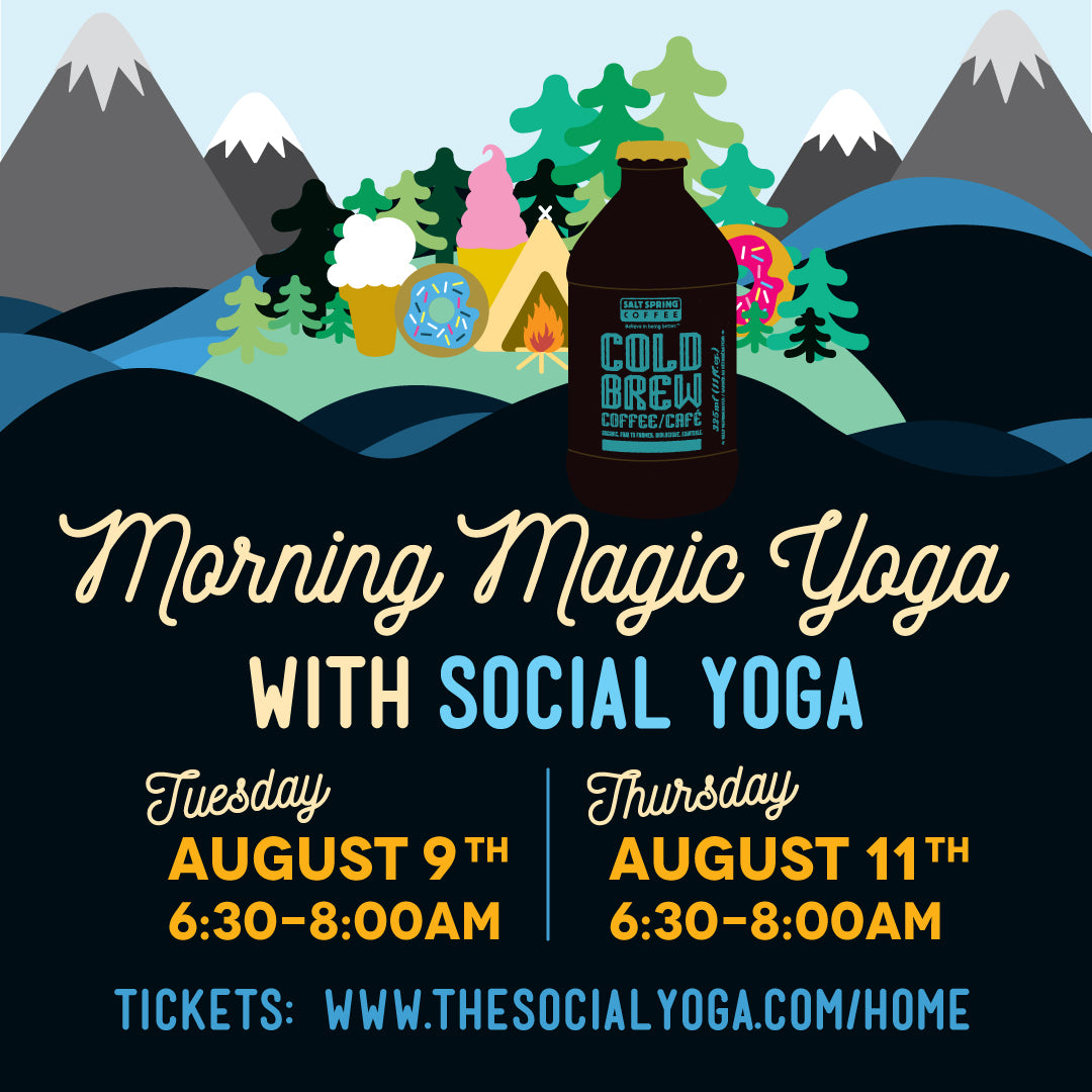 Social Yoga on Island Time