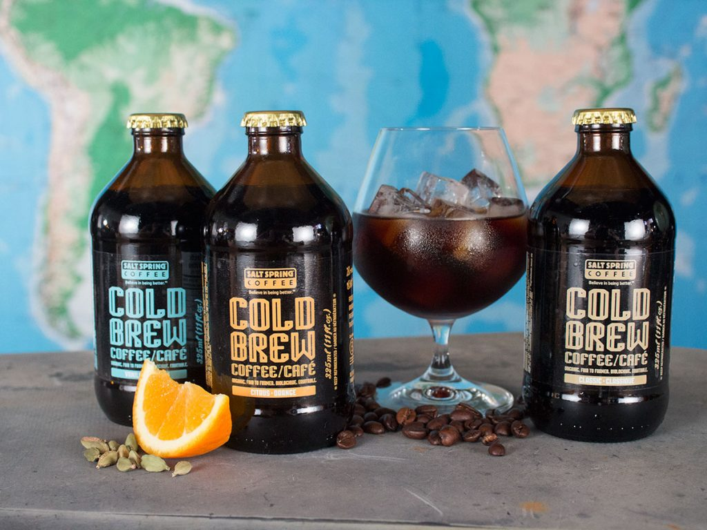 Kicking off cold brew season with big news
