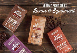 Brew It Right: Beans & Equipment