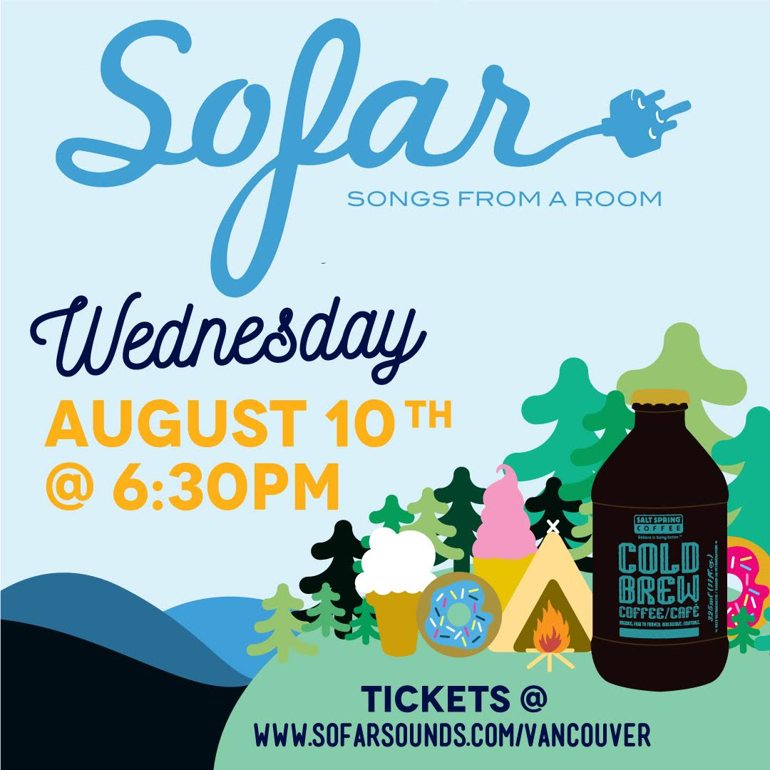 Sofar on Island Time