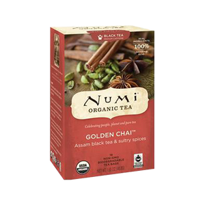 Numi Golden Chai Tea